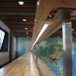 神奈川大学8号館マップホール